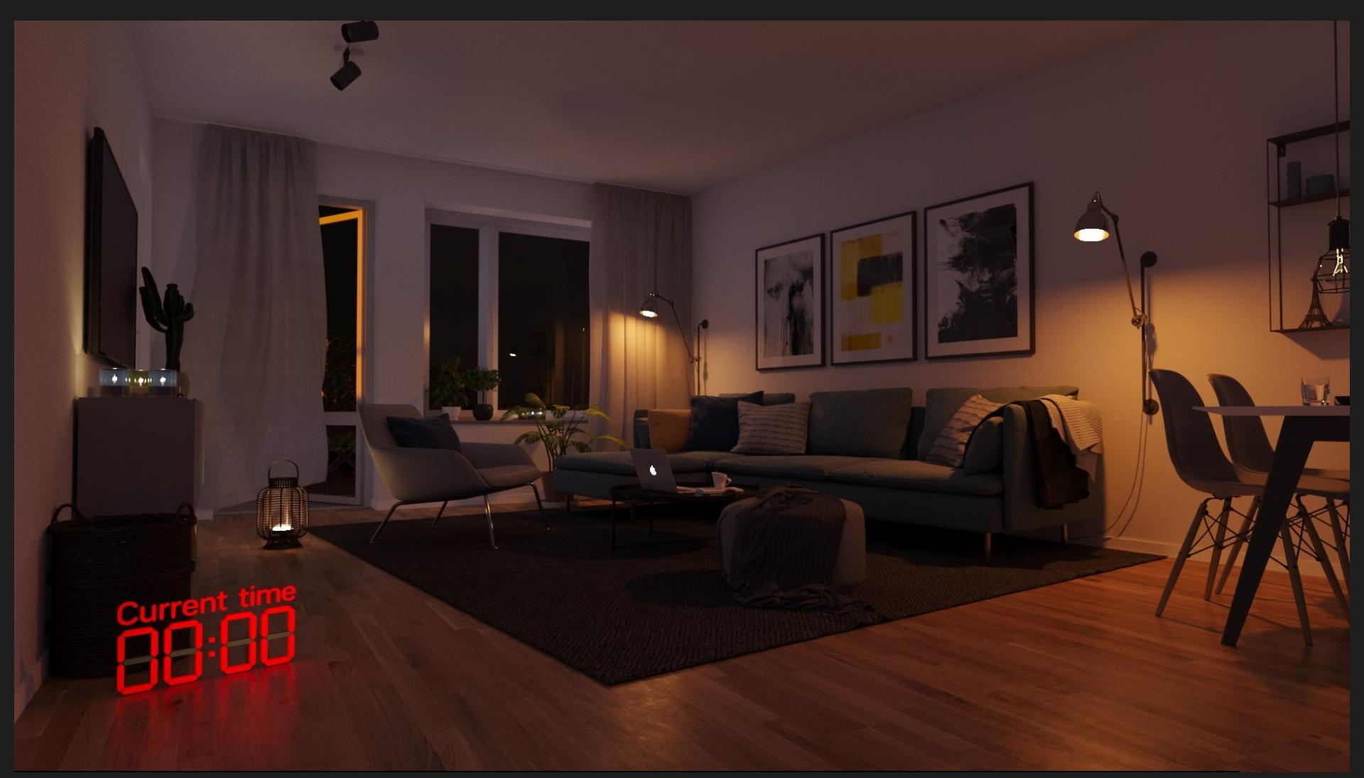 Interiør // Lejlighed