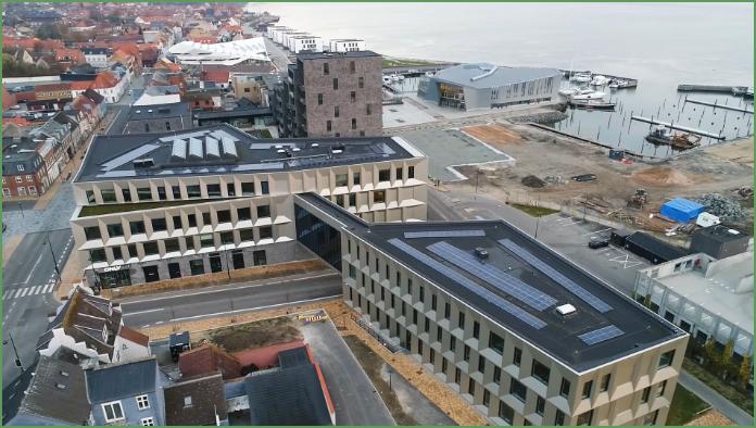 Danmarks mest bæredygtige rådhus!