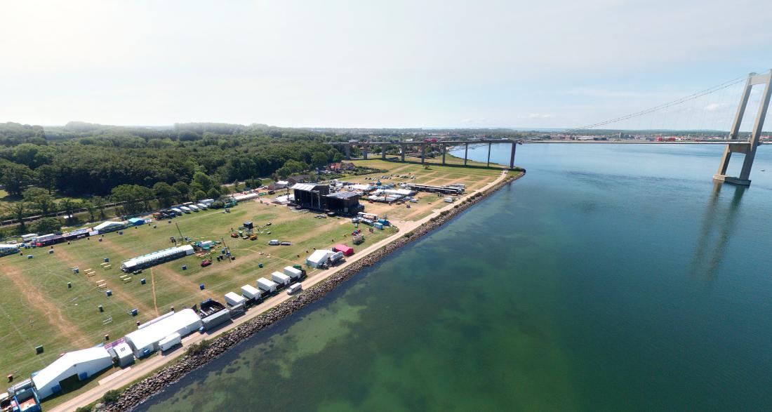 Rock under broen - Musikfestival