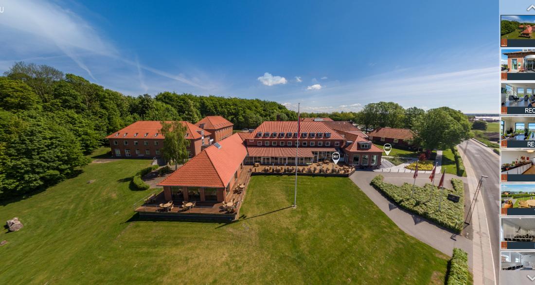Severin - Konference- og kursuscenter i Middelfart